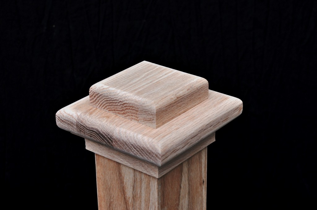 Stately Newel Cap