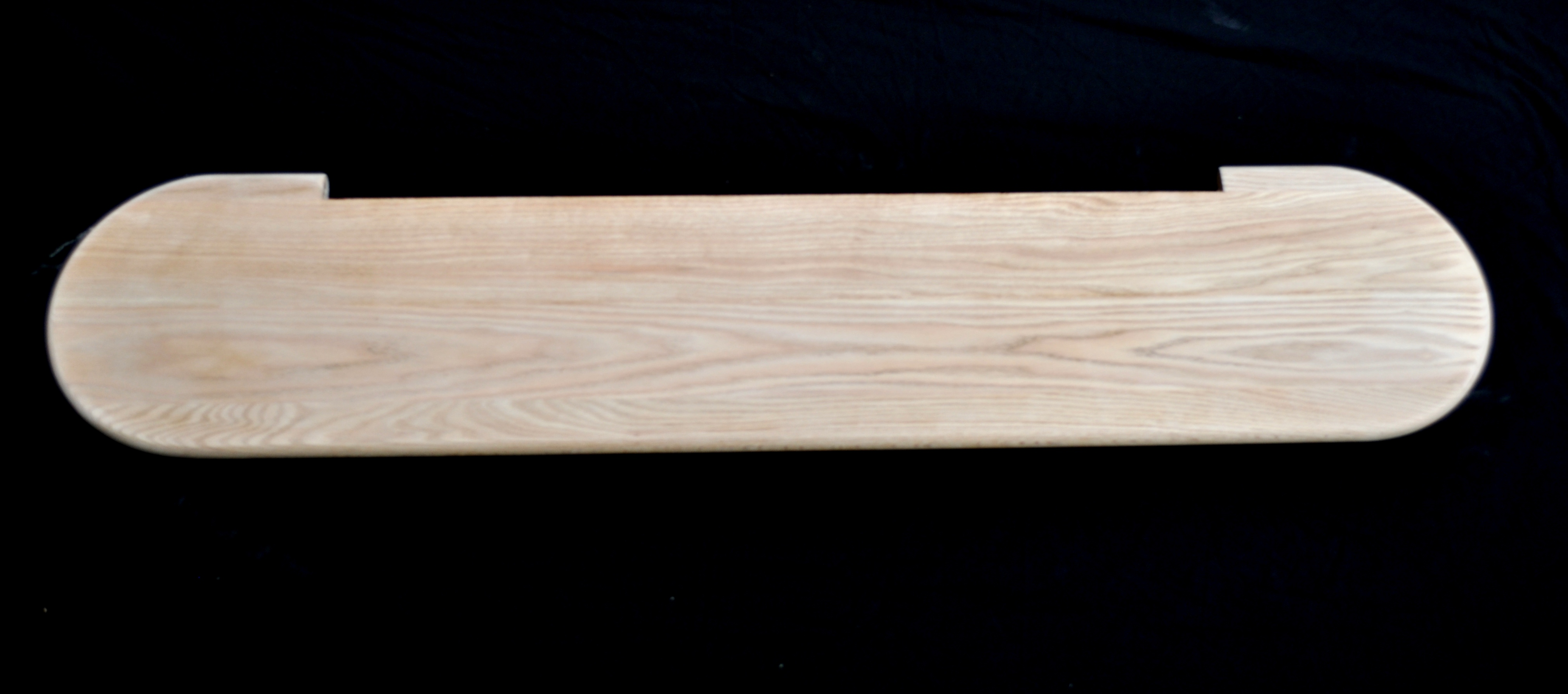 Double Starter Step With A Bullnose The Finish Nail
